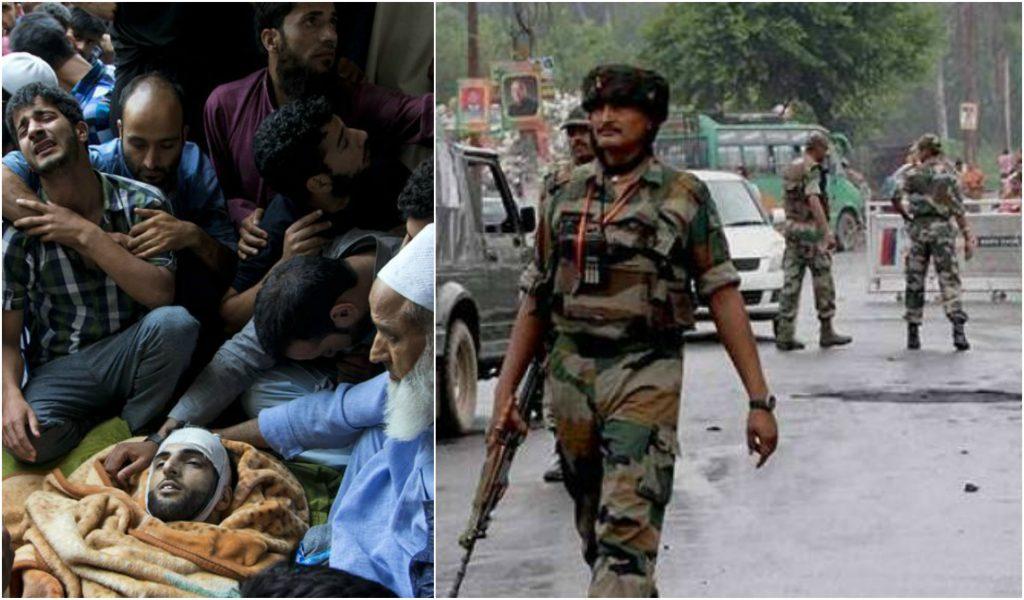 Kashmir-Violence-
