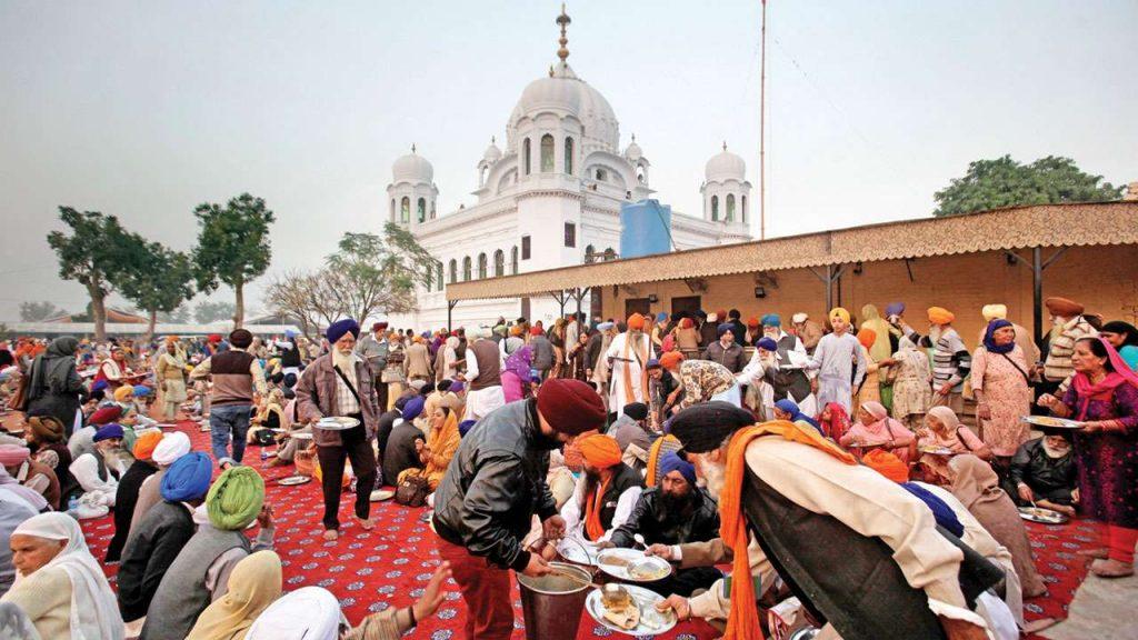 gurdwara kartarpur sahib