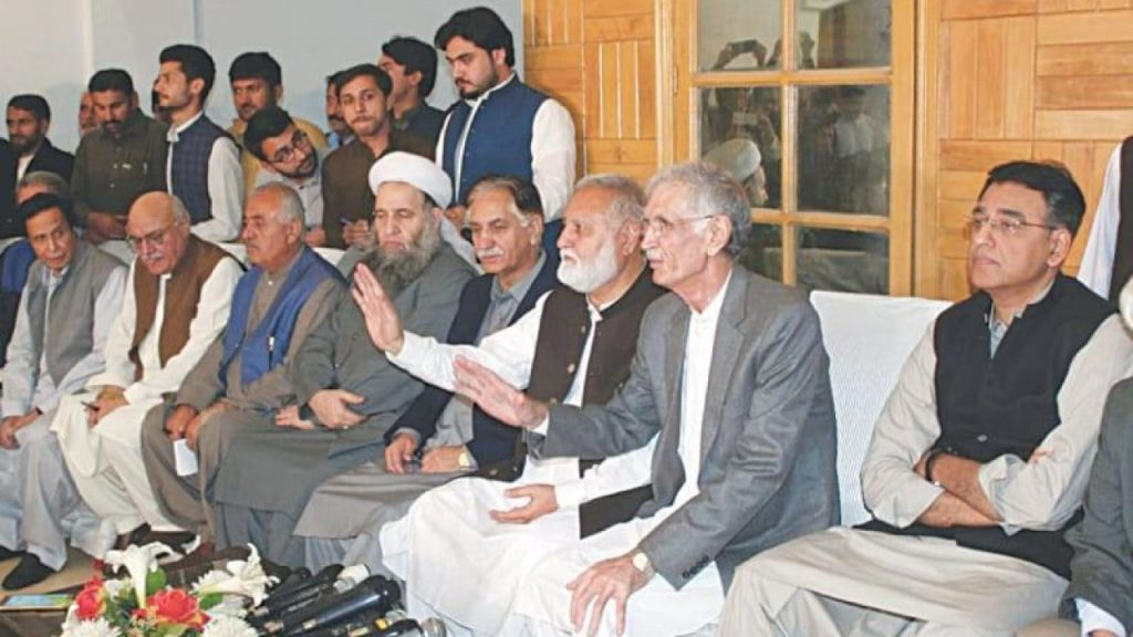 talks betwen government and oppostion