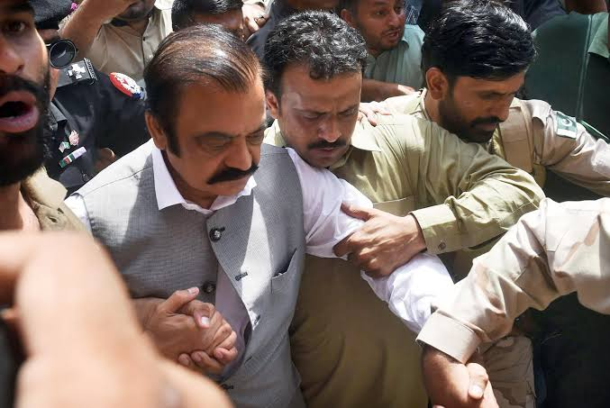 Rana sanaullah granted bail