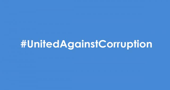 no to corruption