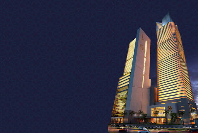 bahria icon tower