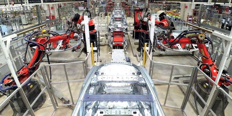 electric vehicles manufacturing
