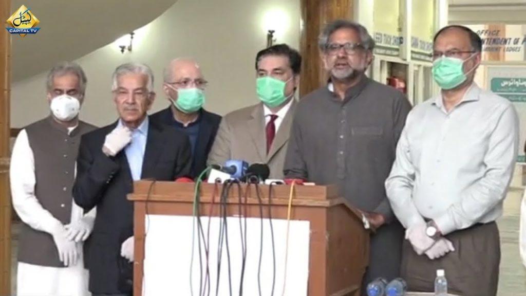 PML-N demands