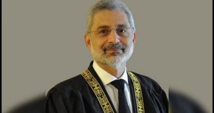 Justice Isa case