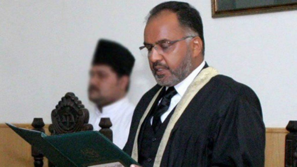 Justice Shaukat