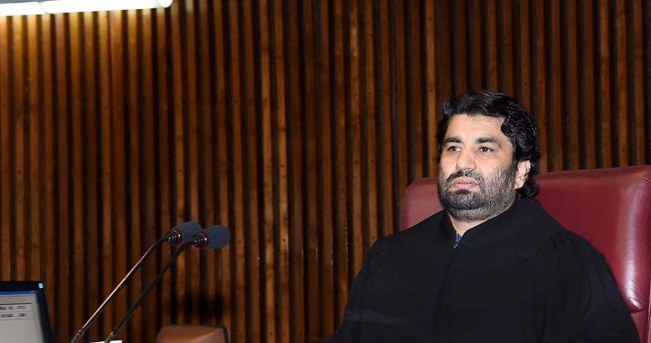 National Assembly witnessed clash